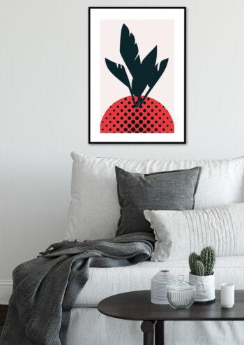 - Kubistika PosterMerry Strawberry - Kubistika Poster 2