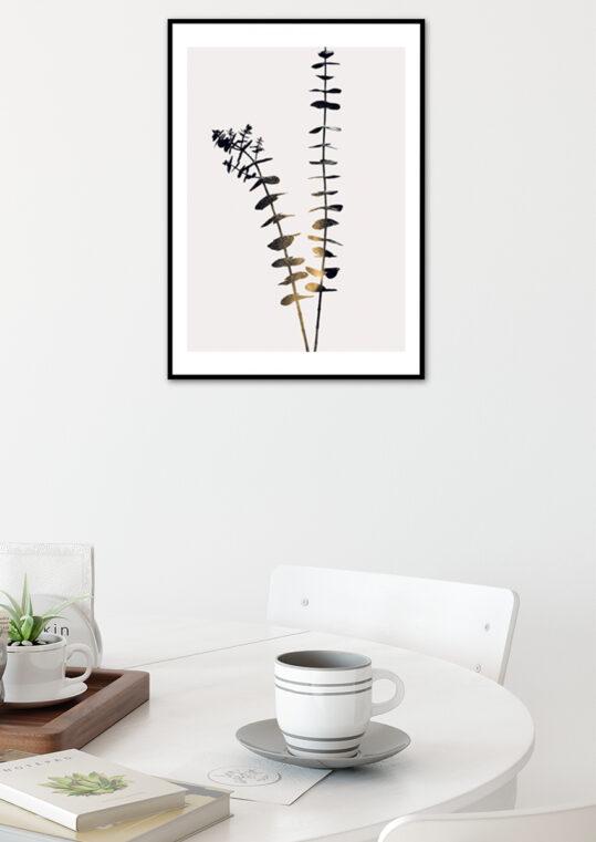 - Kubistika PosterEucalyptus - Kubistika Poster 2
