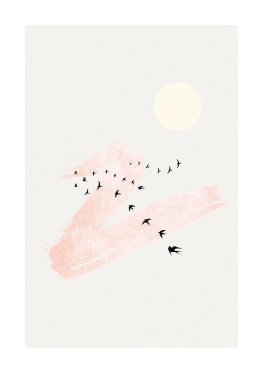 - Kubistika PosterSun and Heaven - Kubistika Poster 1