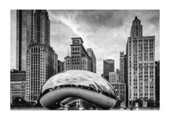 - Robert Bolton PosterBolton Chicago The Bean - Robert Bolton Poster 1