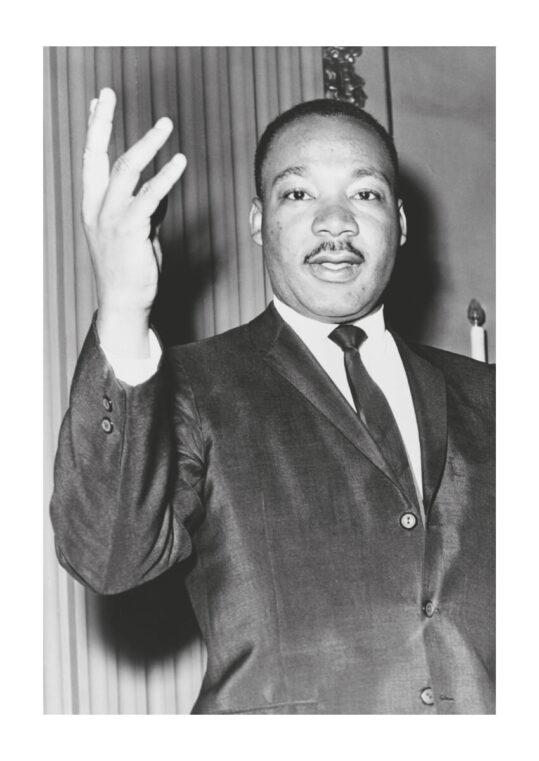 Poster Dr Martin Luther King Jr Poster 1
