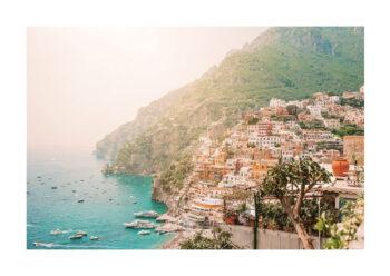 Poster Amalfiküste Poster 1