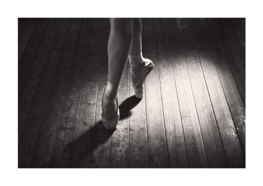 Poster Ballettschuhe Poster 1