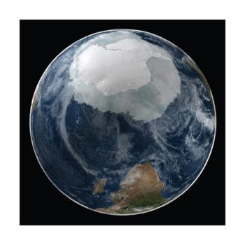 Poster Die Erde aus dem Weltraum Poster 1